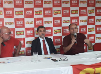 CTB realiza debate sobre MP 873